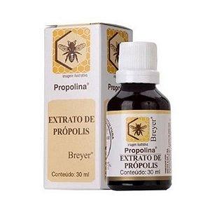 EXTRATO DE PROPOLIS PROPOLINA 12% - 30ML BREYER