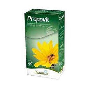 Propovit Própolis BIONATUS 60 Cápsulas
