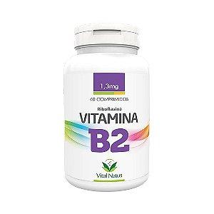 Vitamina B2 VITAL NATUS 1,3mg 60 Comprimidos
