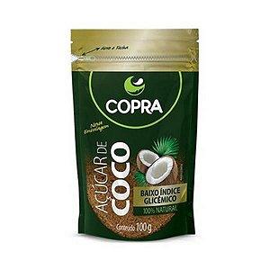 Açúcar de Coco 100g - COPRA