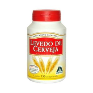 Levedo de Cerveja MEDIERVAS 450mg 250 Comprimidos