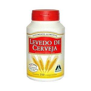 Levedura de Cerveja MEDIERVAS 450mg 250 Comprimidos
