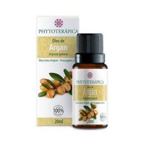 Óleo Vegetal de Argan (Argania spinosa) PHYTOTERÁPICA 20ml