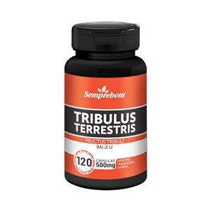 Tribulus Terrestris (Fructus tribuli) Bai Ji Li SEMPREBOM 500mg 120 Cápsulas