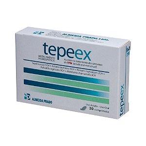 Tepeex Complexo Homeopático ALMEIDA PRADO (TPM) 30 Comprimidos