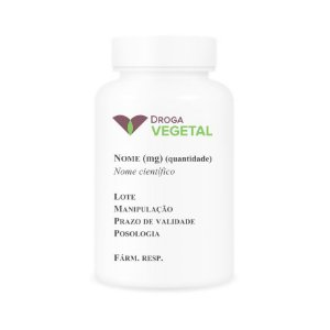 Garra do Diabo (Harpagophytum procumbens) DV 500mg 60 Cápsulas