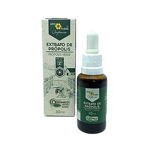 Extrato de Própolis Verde Orgânico APIS FLORA 30ml