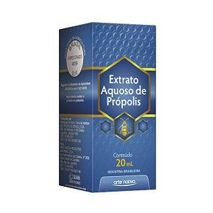 Extrato Aquoso de Própolis ARTE NATIVA 20ml
