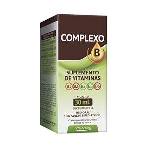 Complexo B Gotas ARTE NATIVA 30ml