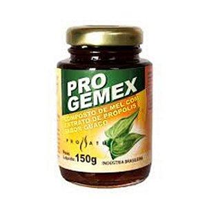 Progemex Composto de Mel Extrato de Própolis e Guaco PRONATU 150g