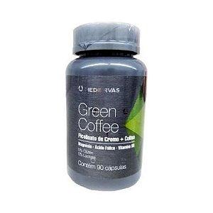 Green Coffe MEDIERVAS 500mg 90 Cápsulas
