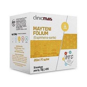 Chá de Espinheira Santa (Mayteni Folium) CHÁ MAIS (ClinicMais) 10 Sachês