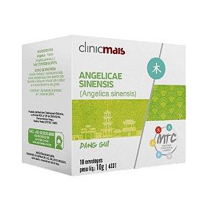Chá de Angélica (Angelicae Sinensis) CHÁ MAIS(ClinicMais) 10 Sachês
