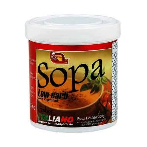 Sopa Detox MOSTEIRO DEVAKAN Sabor Tomate Com Manjericão 300g