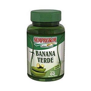Banana Verde SEMPREBOM 500mg 60 Cápsulas