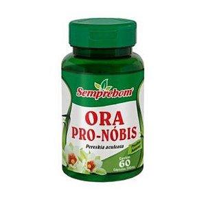 Ora Pro-Nobis 60 caps 500 MG Semprebom