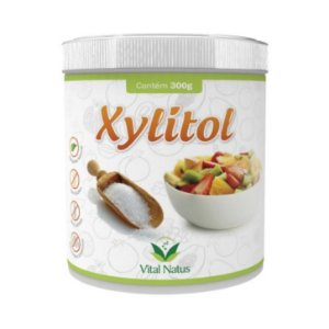 Xylitol Açucar Dietético Solúvel VITAL NATUS  300g