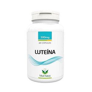 Luteína VITAL NATUS 300mg 60 Cápsulas