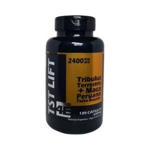 TST LIFT (TRIBULUS+MACA) 120 CAPS 600MG 4 ELEMENTOS