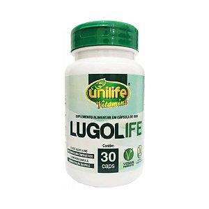 Lugolife Iodo UNILIFE 450mg 30 Cápsulas Vegetais
