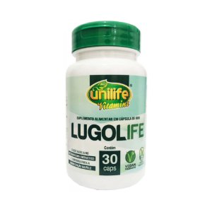 LUGOLIFE 450MG.  30 CAPS. UNILIFE