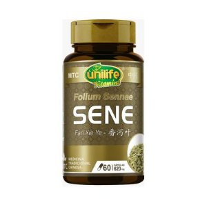 Sene (Fan Xie Ye) UNILIFE (MTC) 620mg 60 Cápsulas Vegetais