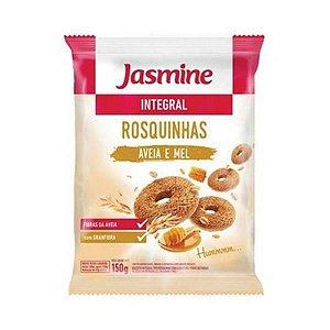 Rosquinhas Integrais Aveia e Mel JASMINE 150g