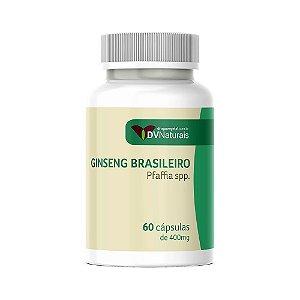 DV Ginseng Brasileiro (Pfaffia spp.) 400mg 60 Cápsulas