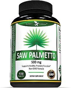 SAW PALMETO 60 CAPS 500MG RN SUPLEMEMENTOS