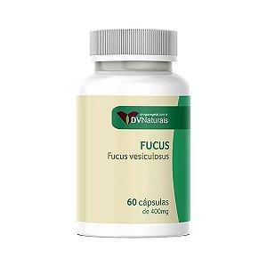 DV Fucus (Fucus vesiculosus) 400mg 60 Cápsulas