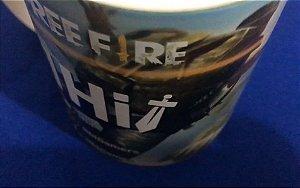 Caneca personalizada 1Hit Free Fire