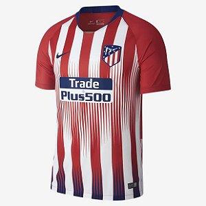 Camisa do Atlético de Madrid Modelo Home 18 19 Torcedor Nike Masculina 190e2edc59069
