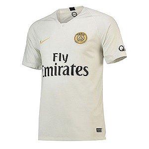 Kit Infantil Paris Saint Germain Home 18 19 Jordan - MERCADO SPORTS ... df3eb71d684a7