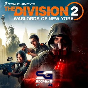 Tom Clancy's The Division 2 - Warlords Of New York Edition