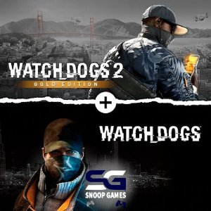 Watch Dogs 1 + Watch Dogs 2 Gold