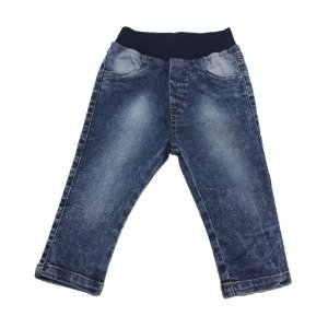Calça Jeans Bebê Menino Jeito Infantil