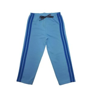 Calça Infantil Listras Fantoni Azul