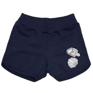 Shorts Infantil Patch Kibs Kids Marinho