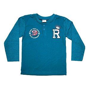 Camiseta Infantil Rugby Ralakids Verde