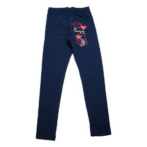 Legging Juvenil Girls Wilbertex Marinho