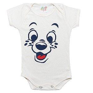Body Bebê Dog Kentury Pérola