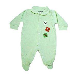 Macacão Bebê Bear Isensee Verde