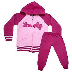Conjunto Infantil Lovely Ninando Pink