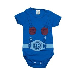 Body Infantil Super Herói G Kids Royal
