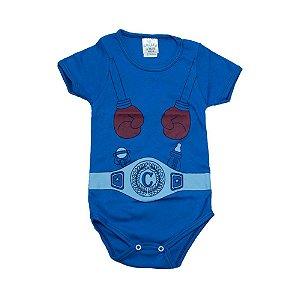 Body Infantil Super Herói G Kids Royal