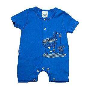 Macaquinho Bebê Girafa G Kids Royal
