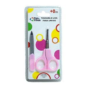 Kit Para Unhas  Bebê Rosa