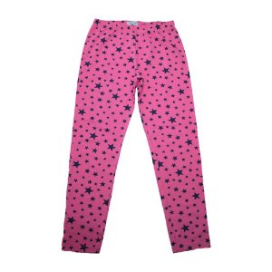 Legging Juvenil  Estrela Jeito Infantil Pink