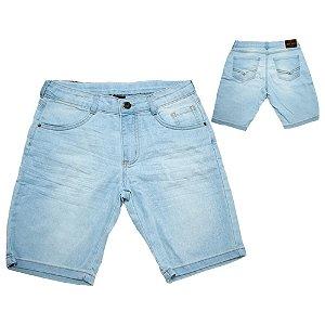 Bermuda Jeans Infantil  Jeito Infantil Claro