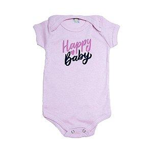 Body Happy Baby Meu Bebê Rosa